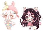 C: Cheebs for SoulBeater and ShadowKitty777
