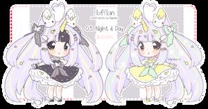 [ CLOSED ADOPT ] Unicorn Fluffian 03.