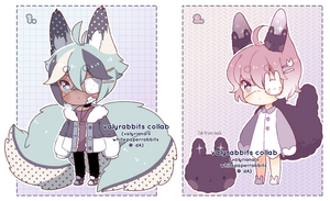 [CLOSED Collab Adopts] BOYBOYS! by Valyriana