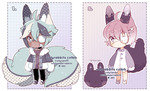 [CLOSED Collab Adopts] BOYBOYS!