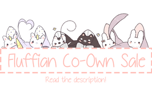 [CLOSED] Fluffian Co-Own by Valyriana