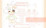 [P2U] Chibi Baby Base pack 2.0