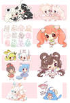 Commishes/AT/Gift batch 2