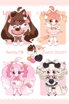 [CLOSED] Milkies and Desserts