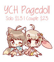 [CLOSED] Pagedolls by Valyriana
