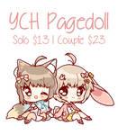 [CLOSED] Pagedolls