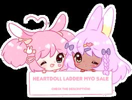 [OPEN] Heartdoll Ladder MYO Sale! by Valyriana
