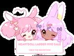 [OPEN] Heartdoll Ladder MYO Sale!