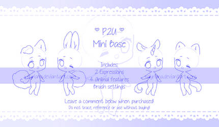 [P2U] Mini base 2.0