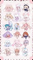[C] Mini Chibi Commissions 01
