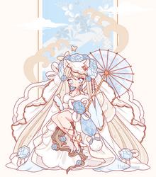 Garden Queen by Valyriana