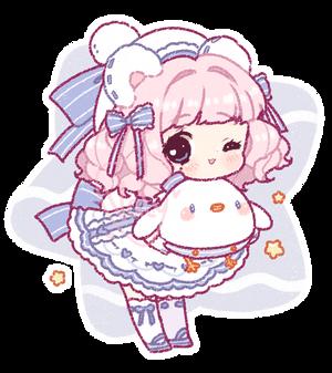 [CLOSED] Cutie Huggu