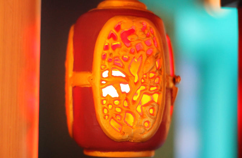 Lantern by rainycloudywindy