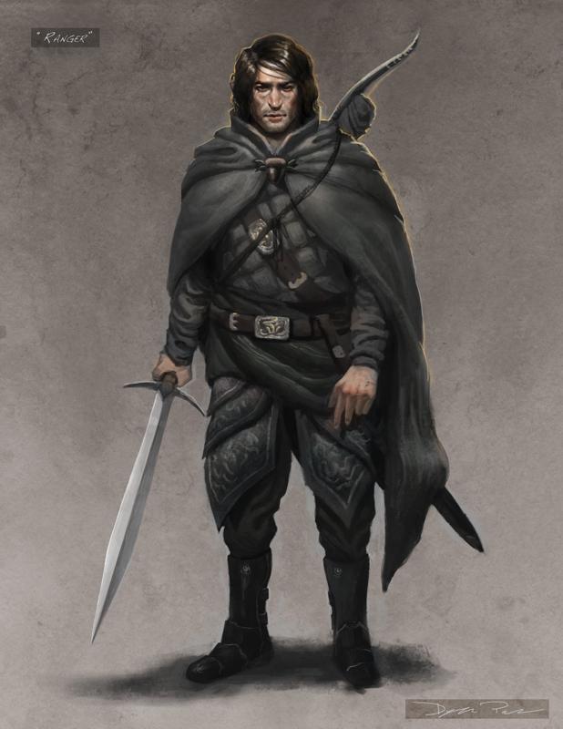 Ranger by DeeLock on DeviantArt