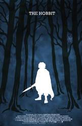 Hobbit Poster by DeeLock