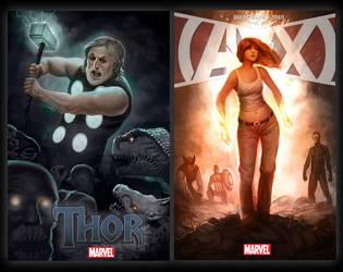 Sample Covers by DeeLock