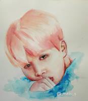 Jimin BTS Fan Art by S-Mikki