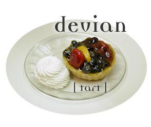 Devian Tart by truncate
