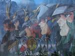 The Ronin Warriors