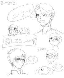 YOI Sketch 1