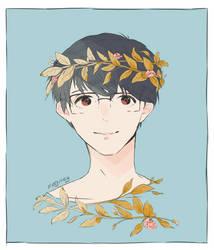 Flower and Yuuri