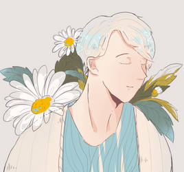 Flower and Victor