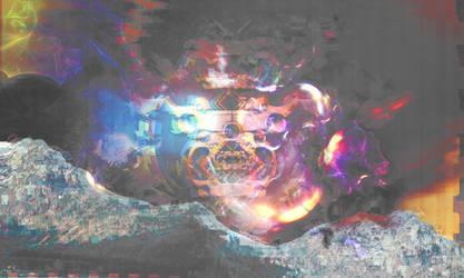 Glitch dream sequence 1 by WorldMadness