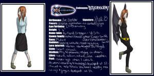 X-Men Evo. Profile- Intellect