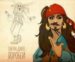 Jack Sparrow,The Gypsy one