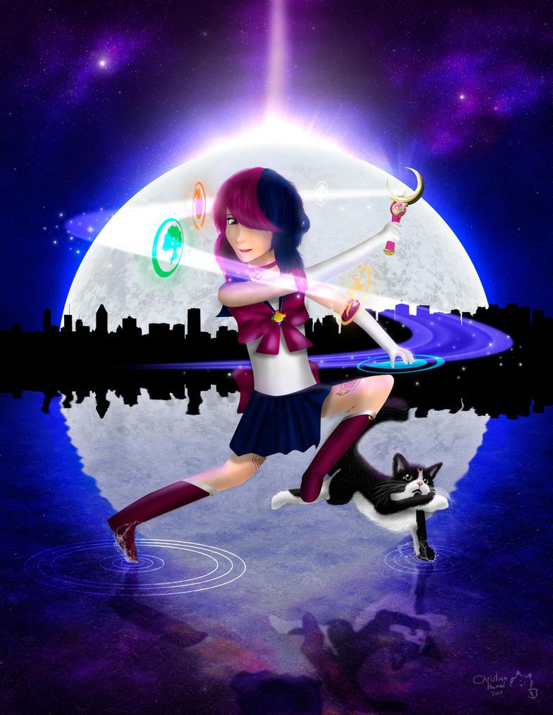 Sailor Minette - 2015 by KKafei