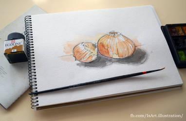 Onions by Vegeta3690