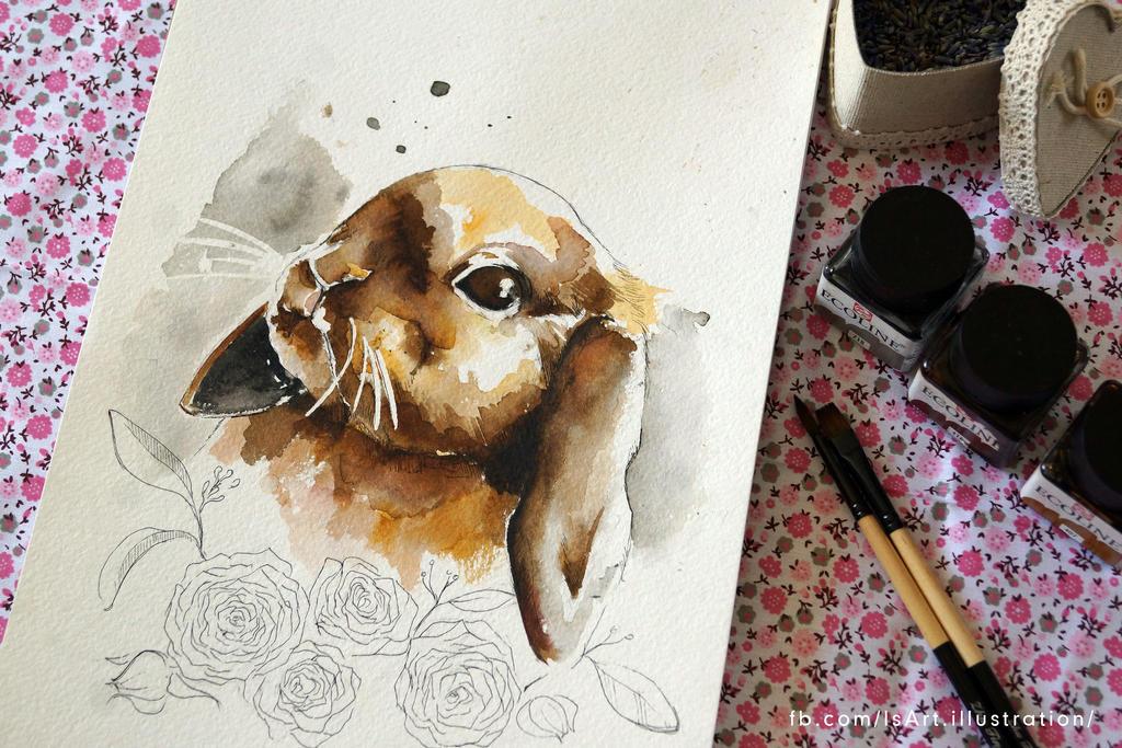 Bunny by Vegeta3690