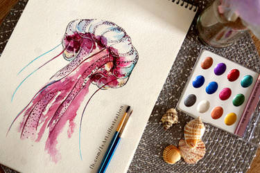 Jellyfish by Vegeta3690