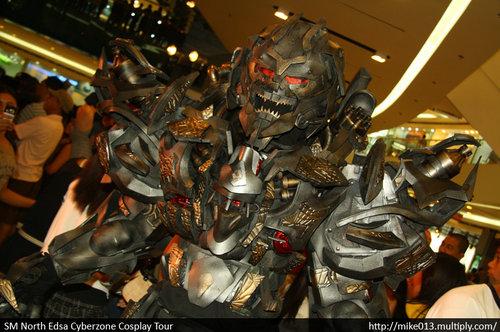 Megatron - Transformers by destinyarchon