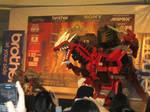 GenoBreaker vs Lightning Saix 3