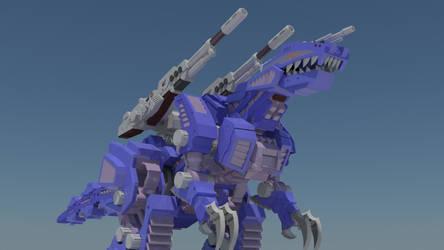 Genosaurer by destinyarchon