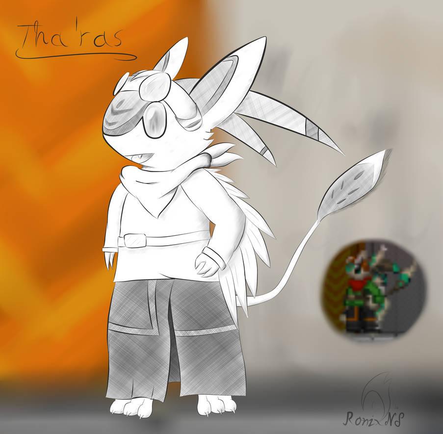 Tha'ras by RonixNS