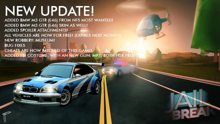Bmw M3 Gtr Update Jailbreak by WesleyVianen