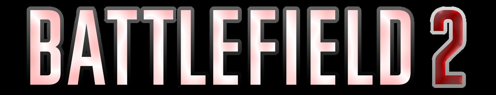 Battlefield 2 Newer Logo by WesleyVianen