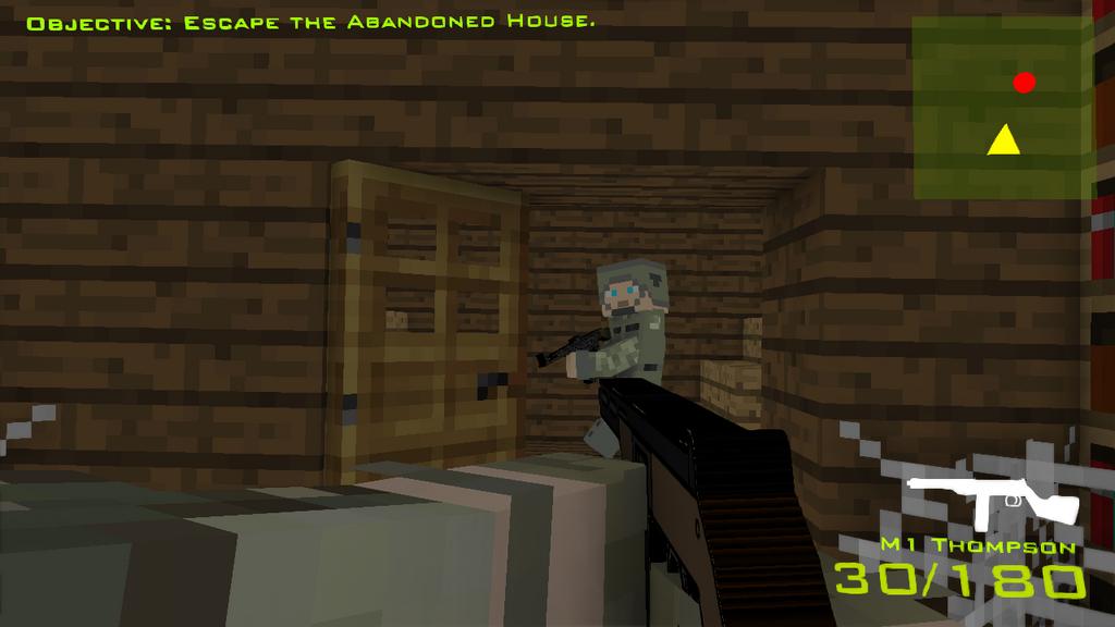 Battlefield: Minecraft Warfare Leak by WesleyVianen