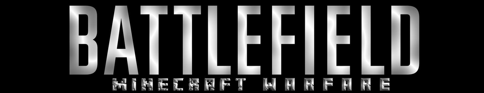Battlefield: Minecraft Warfare Logo by WesleyVianen