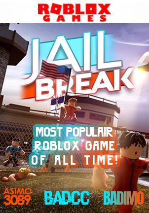 Jailbreak Cover (ROBLOX) by WesleyVianen