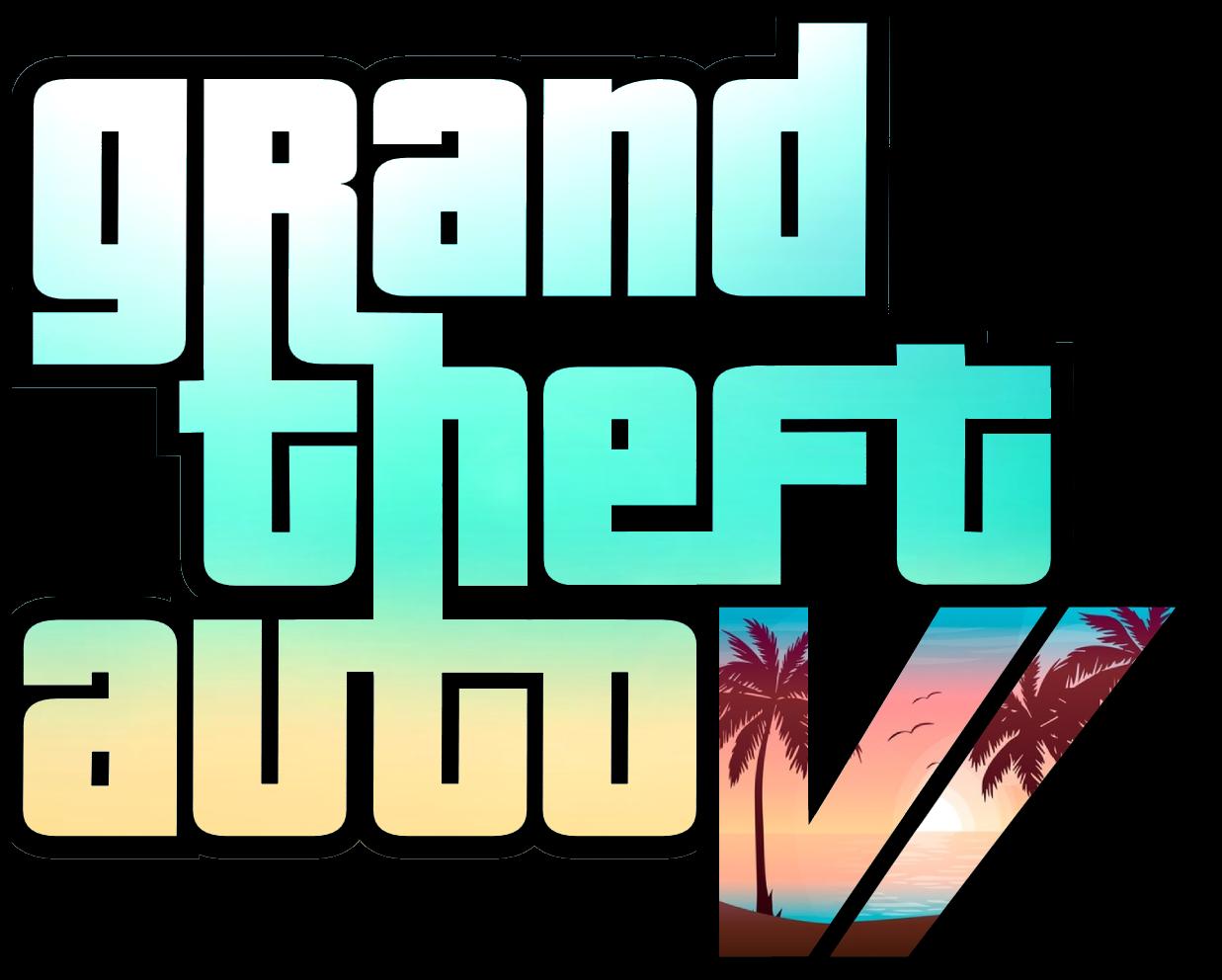 Grand Theft Auto VI - Logo Concept 2