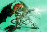 Demona by brainleakage