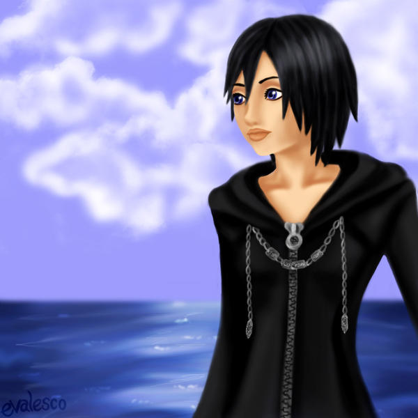 Xion by evalesco5