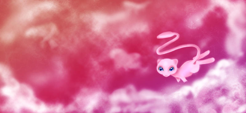 Mew by evalesco5