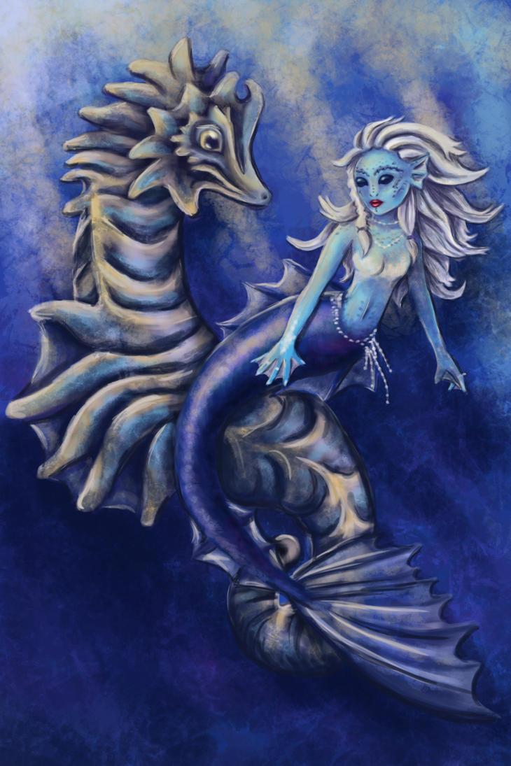 Mermaid by evalesco5