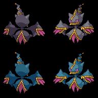 Shiny banette sprite