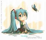 Why so sad? Hatsune Miku