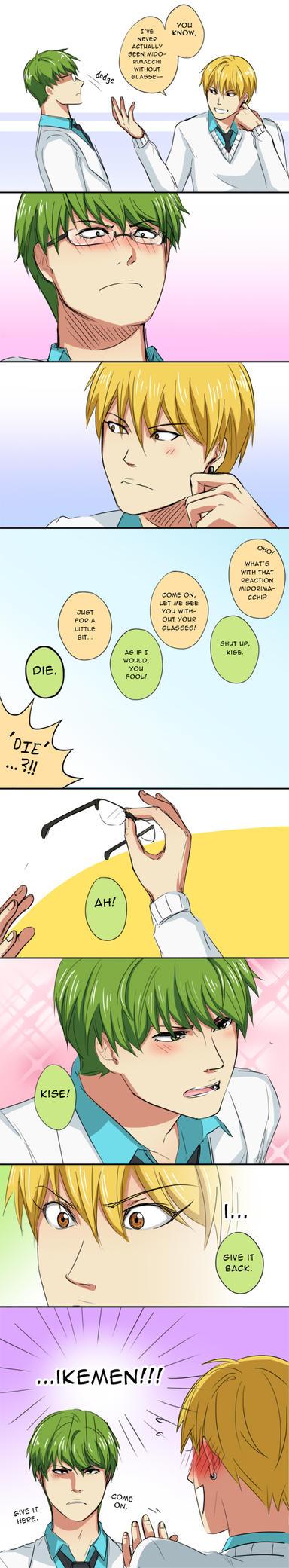 MidoKi - Glasses by Amanduur
